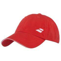 Babolat Gorra Adulto Basic Logo (Colores  Rojo 35fd9e5d3b7