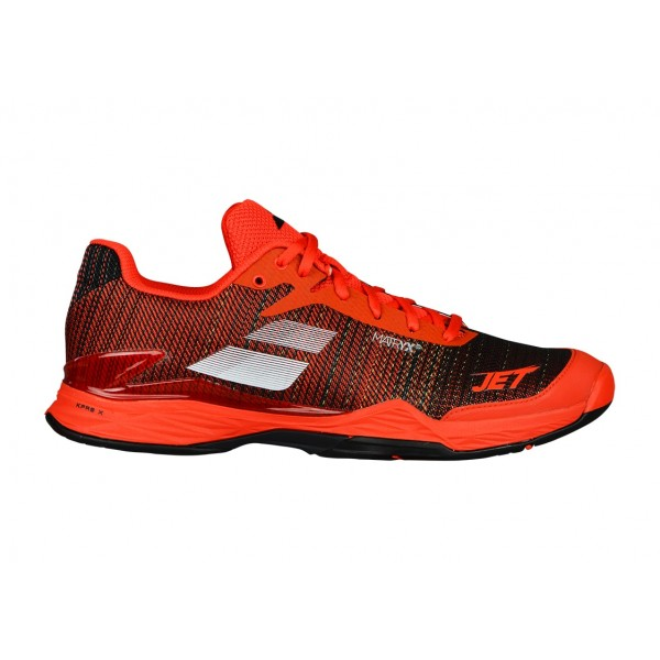 Babolat Jet Match II All Court Men (Naranja/Negro)