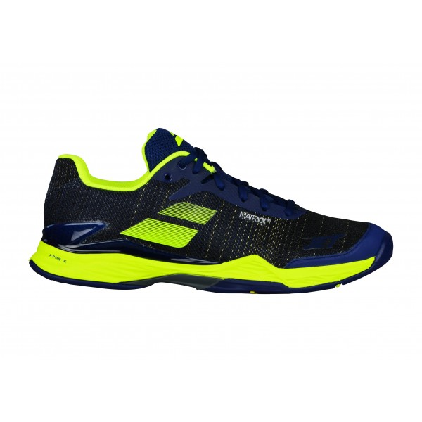 Babolat Jet Match II All Court Men (Azul/Amarillo)